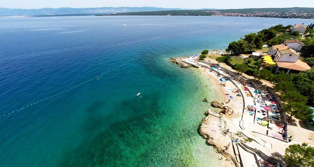 busszal a horvát tengerpartra
