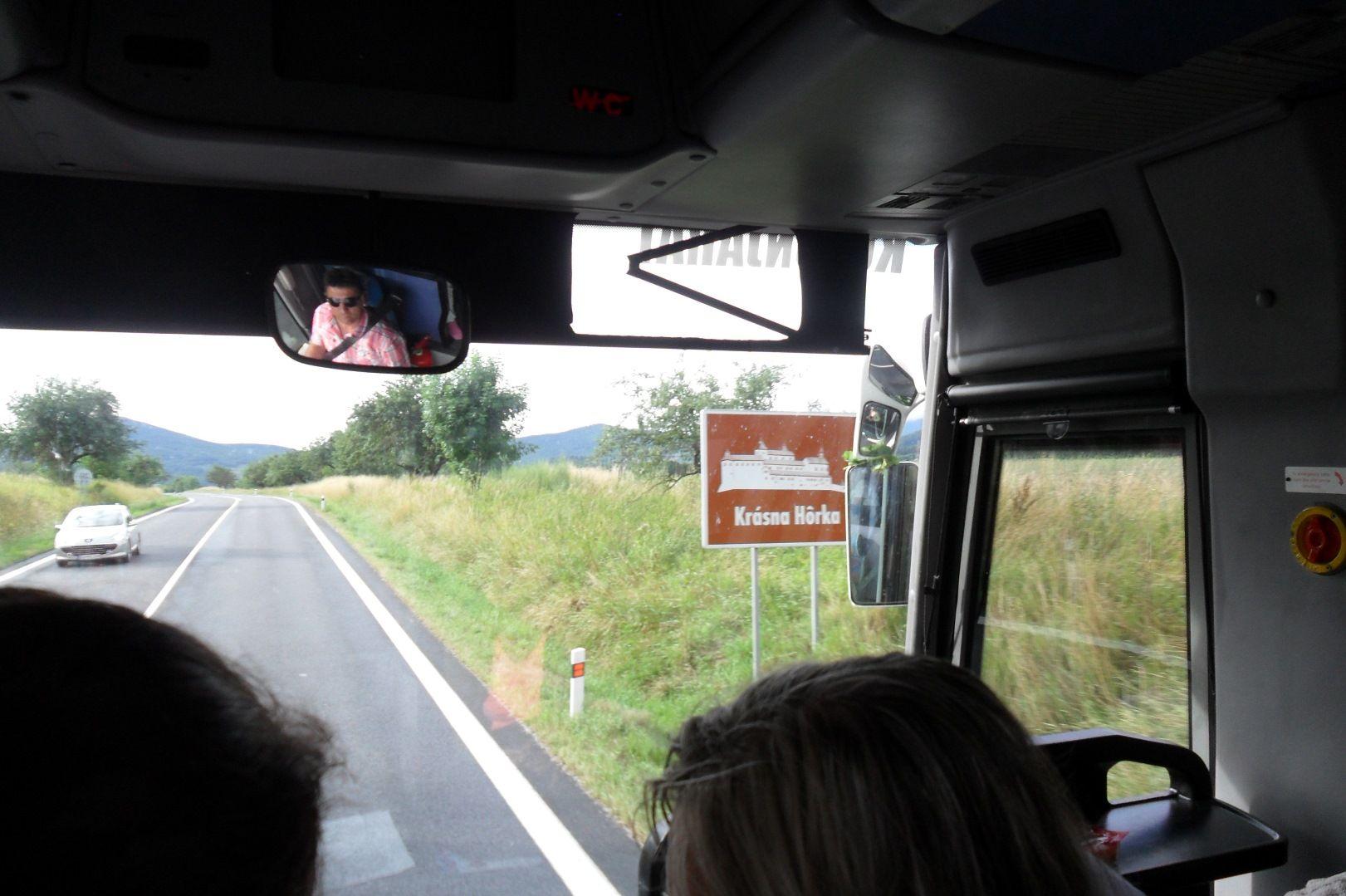személyszállítás - szlovák buszos utazás