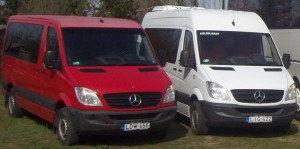 Mercedes Sprinter 315 CDI Minibuszok